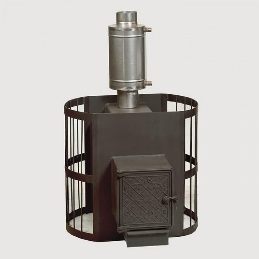 Банная печь Dymox Ермолай (с выносной топкой)