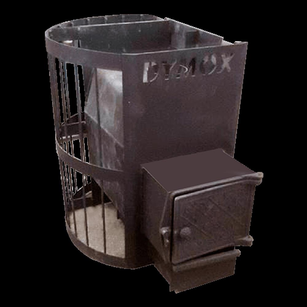 Банная печь Dymox Емеля (боковая, с выносной топкой)