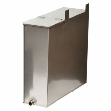 Бак навесной 60 л (AISI 304), 1мм